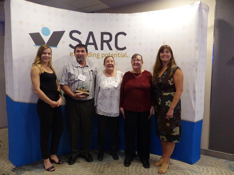 SARC unveiling Oct 18